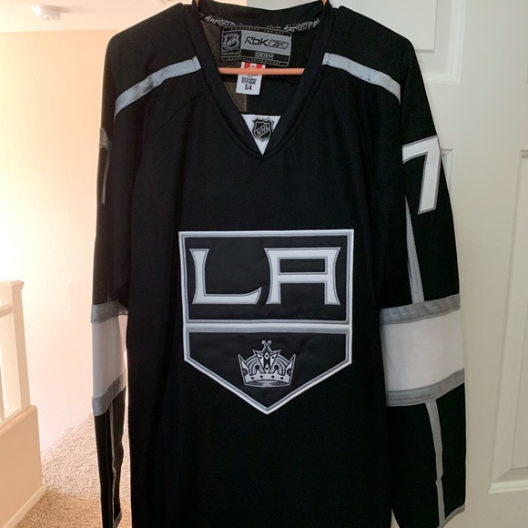 hot sale online 676e3 5b1fc LA Kings Jersey Carter #77